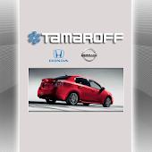 Tamaroff Honda Nissan App