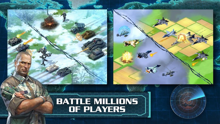 android World at Arms Screenshot 1
