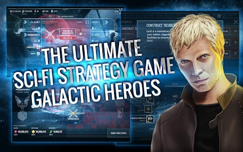 Galactic Heroes - screenshot thumbnail