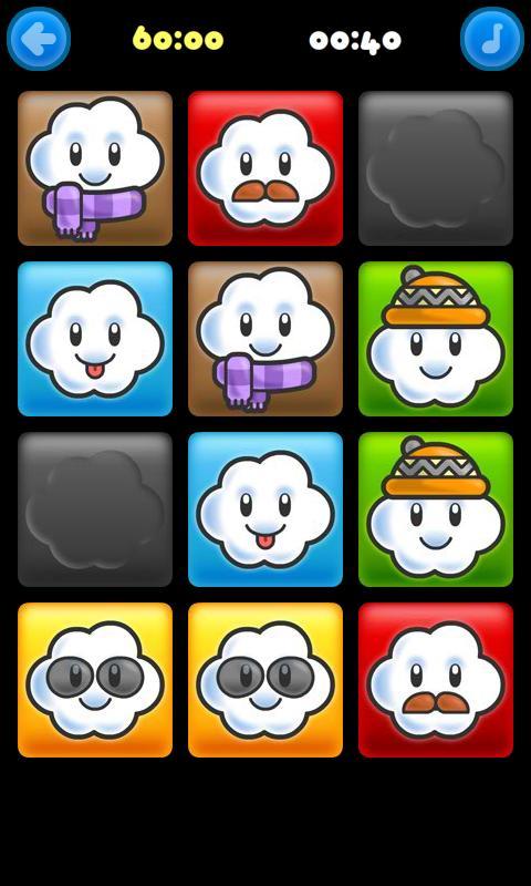 Jogo da Memória- screenshot