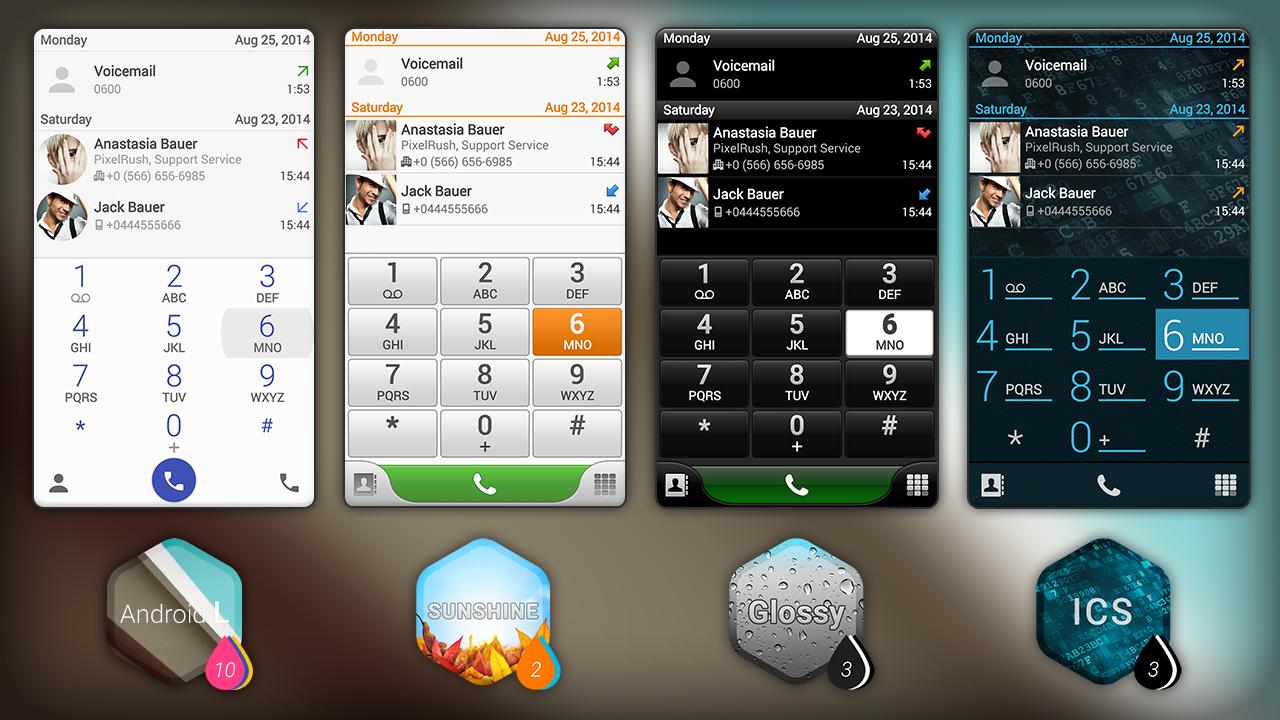 PixelPhone PRO - screenshot
