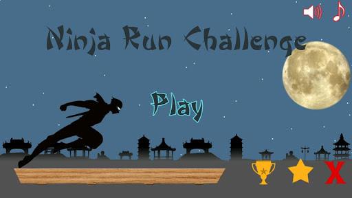 Ninja Run Challenge