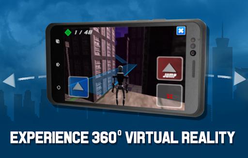 玩免費冒險APP|下載Parkour Future 4D app不用錢|硬是要APP