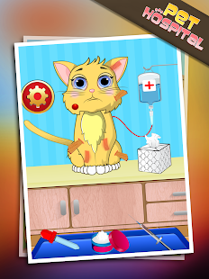 Pet Hospital - Fun Doctor Game - screenshot thumbnail