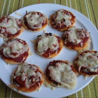 Mini Pizza`s (gluten-vrij)