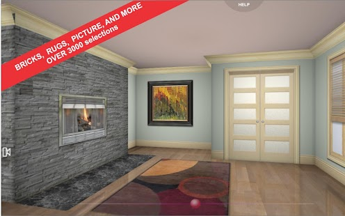 3D Interior Room Design- screenshot thumbnail