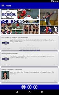 School Info- screenshot thumbnail