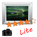 Android Photo Review Lite logo