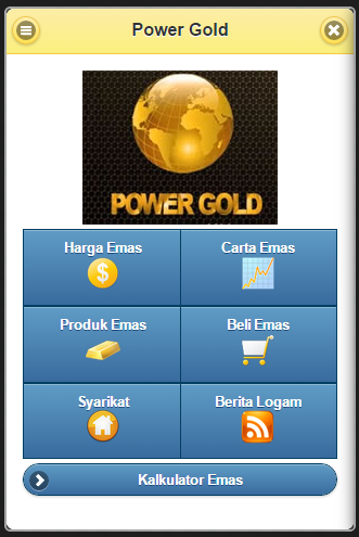 Power Gold Malaysia- screenshot