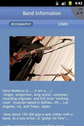 Geno McManus - screenshot