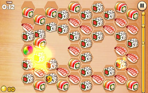 Sushi Swipe 2 HD Free - screenshot thumbnail