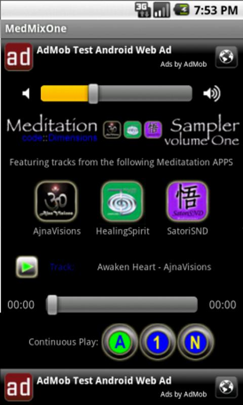 MedMixOne-MediaPackOne- screenshot