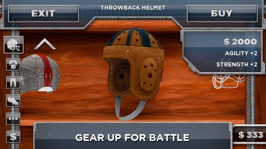 Mobile Linebacker - Football - screenshot