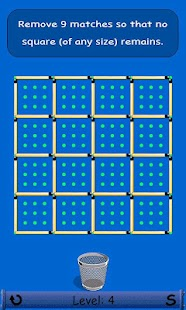 Matches Puzzle- screenshot thumbnail