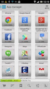 AppMgr Pro III (App 2 SD) v3.25