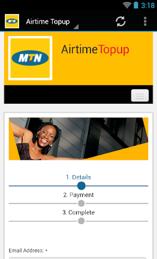 Airtime Topup
