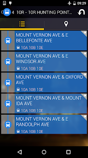Washington DC Moves: Bus Metro- screenshot thumbnail
