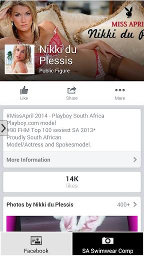 玩娛樂App|Nikki Du Plessis Model免費|APP試玩