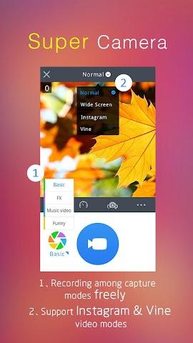 android VivaVideo Pro:édition de vidéo Screenshot 2