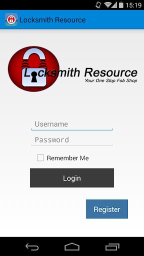 Locksmith Resource