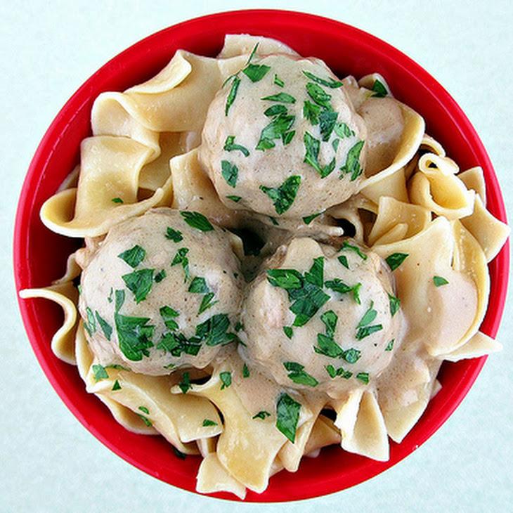 Ikea'S Swedish Meatballs Recipe