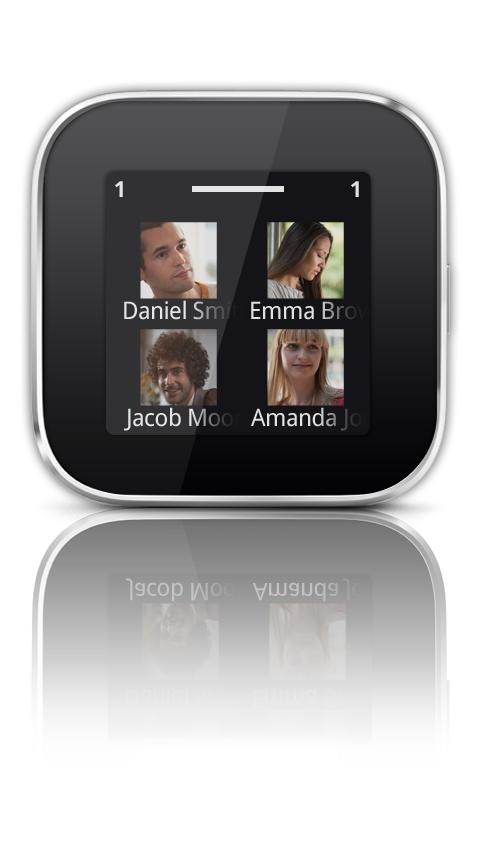 Phonebook Smart Extras™- screenshot