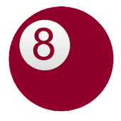 Alabama Roll Tide Magic 8 Ball
