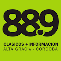 88.9 Clásicos + Información icon