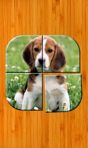 無料犬のパズルゲーム アプリ