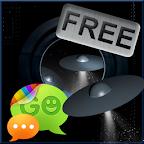 GO SMS PRO Spaceship Theme