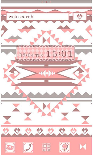 Cute Theme Geometric Winter 1.0 Windows u7528 1