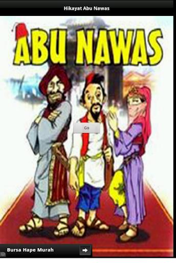 Hikayat Abu Nawas