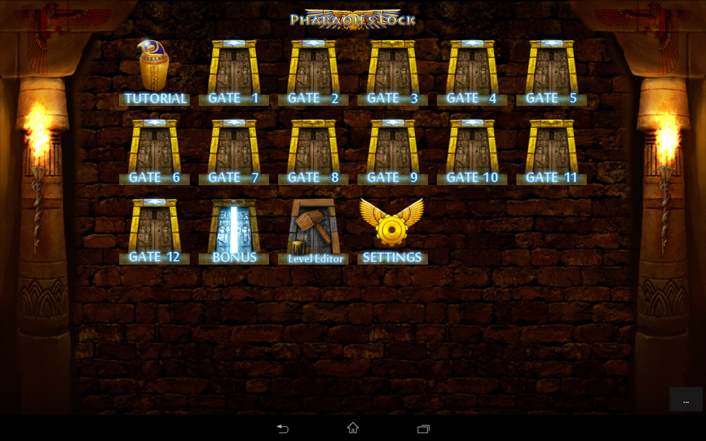 Pharaoh's Lock - screenshot
