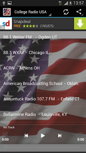 College Radio USA