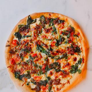 Veggie Pizza (2 Variations)