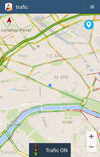 Road traffic info Japan