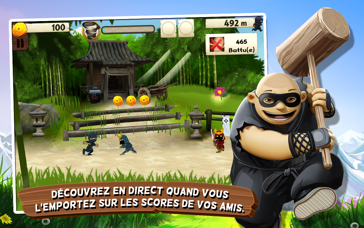 Mini Ninjas ™ – Capture d'écran