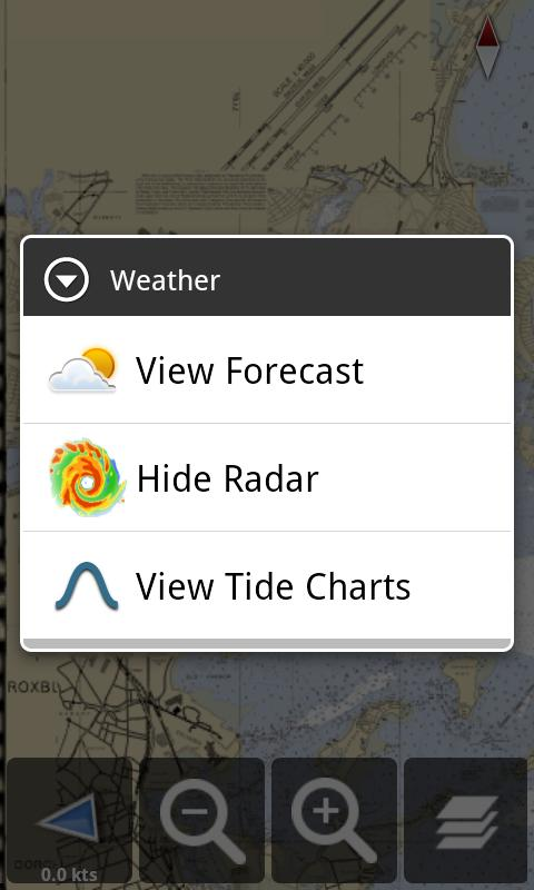 HarborFinder (free) - screenshot
