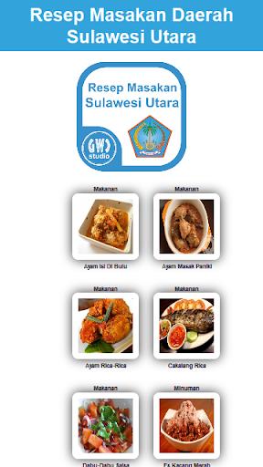 Resep Masakan Sulawesi Utara