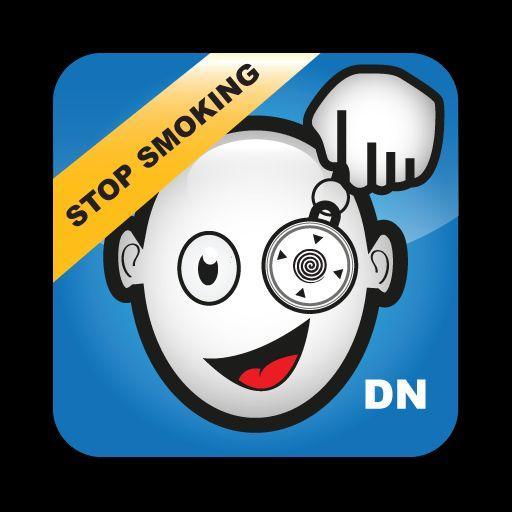 Stop Smoking with Hypnosis LOGO-APP點子