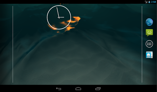 LiquidLight Sea Live Wallpaper screenshot 10