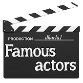 Famous actors quiz