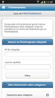 Screenshot of CFISIOMAD