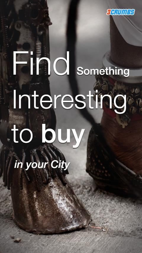3 Crumbs -Local shopping guide- screenshot