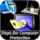 Steps form Computer Protection