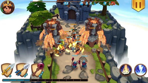 Royal Revolt! APK screenshot thumbnail 6