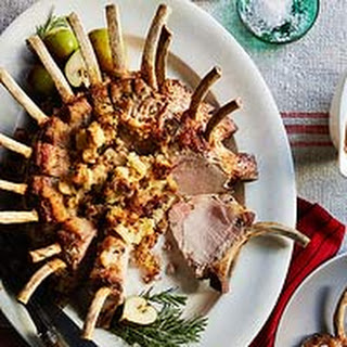 Stuffed Pork Crown Roast