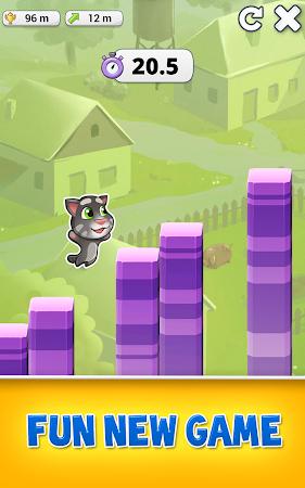 Talking Tom Cat 2 4.9 screenshot 29973