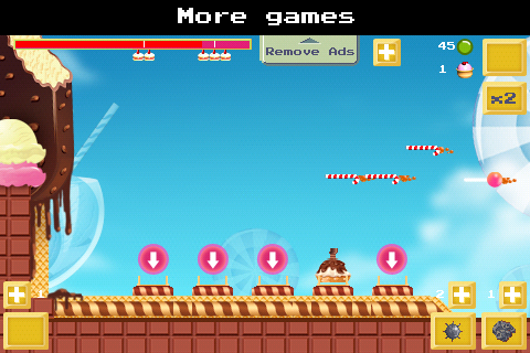 Candy Defense - screenshot