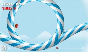 Screenshot of Candy Racer Free